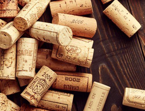 Wine Bottles & Corking